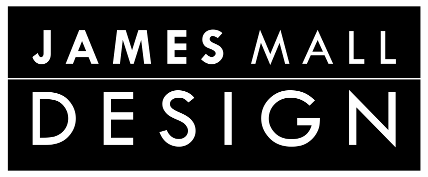 James Mall Design Logo
