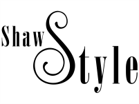 Shaw Style Logo Black
