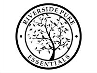 Riverside Pure Essentials Logo Black