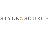 Style and Source Logo designed by James Mall Design