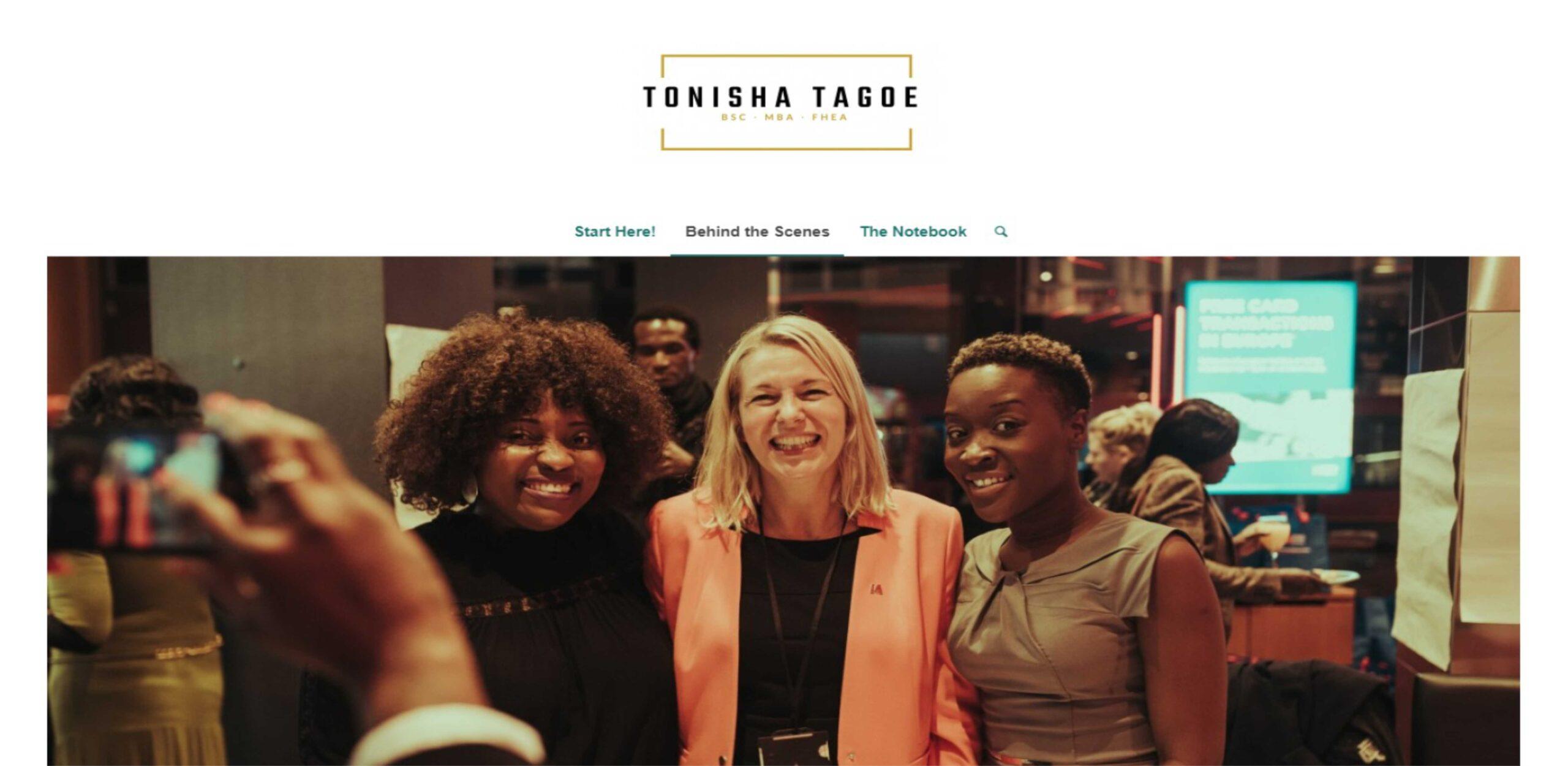 Tonisha Tagoe - Before